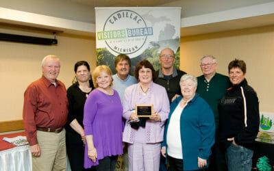 Cadillac Visitors Bureau Recognizes Recreation Excellence & Volunteerism