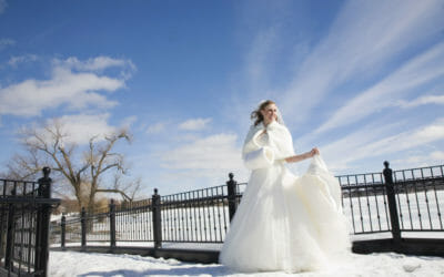 10 Beautiful Places for Wedding Photos in Cadillac