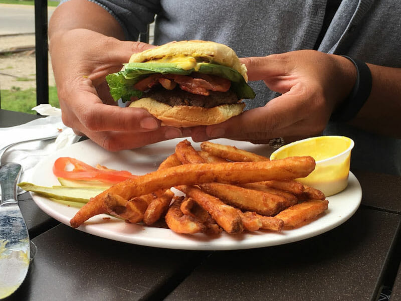 Best Burgers in Cadillac