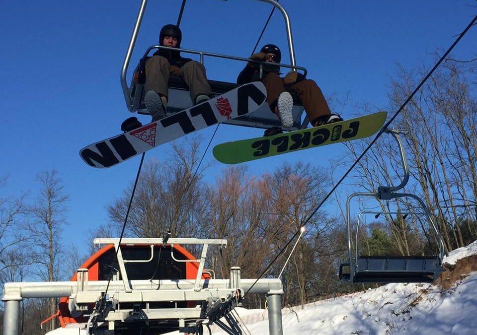 10 Reasons Canadians LOVE Caberfae Peaks on Winter Break
