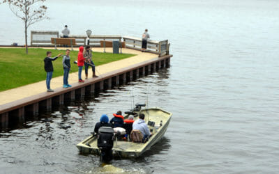 Out and About, Fishing Hotspots for Free Fishing Weekend