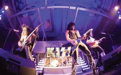 """KISSercise"" Take the Cadillac KISS Tour!"