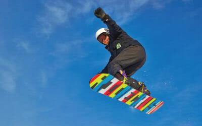 Vertical Drop – Skiing in Cadillac