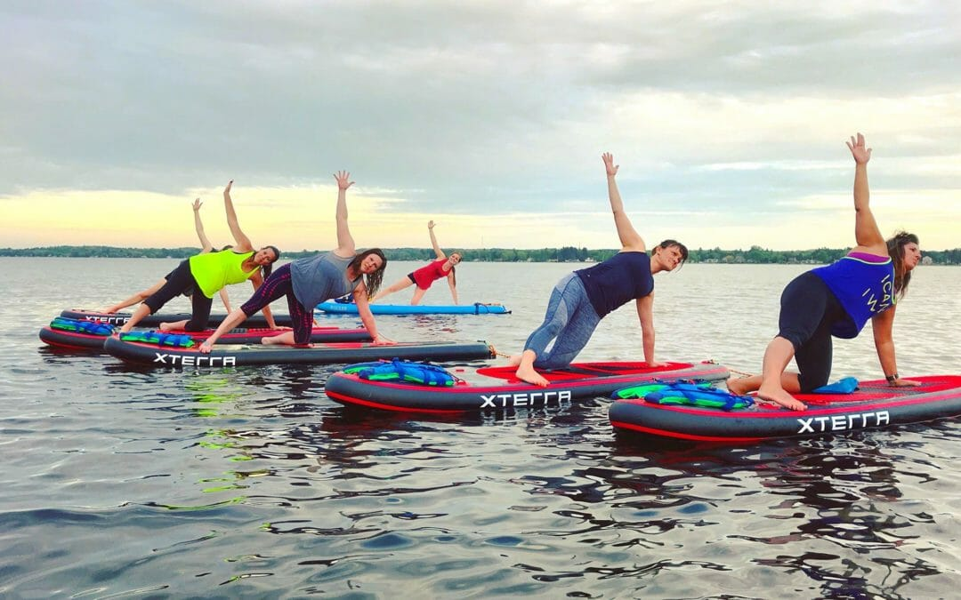 Paddle Through Summer with SUP'n Cadillac