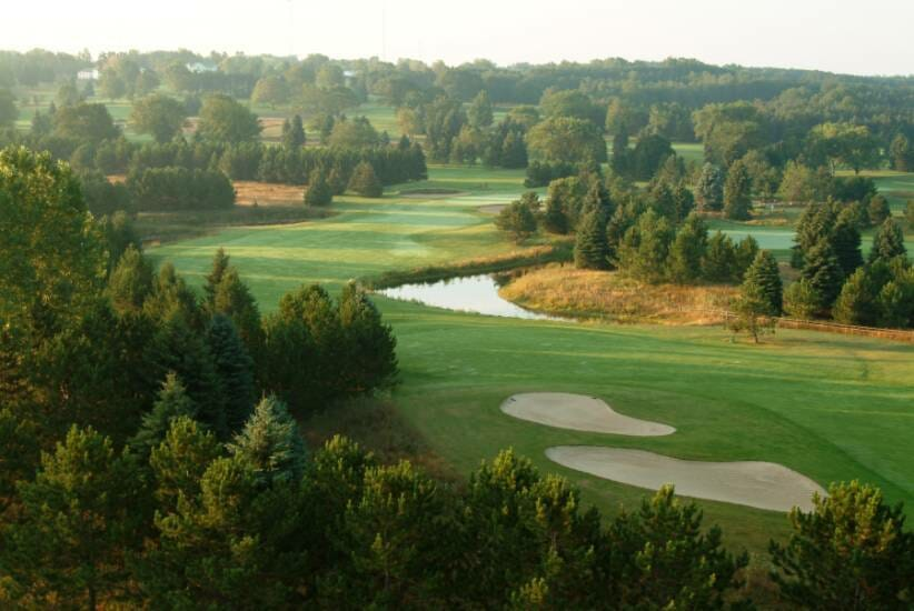 27 Holes of Golf