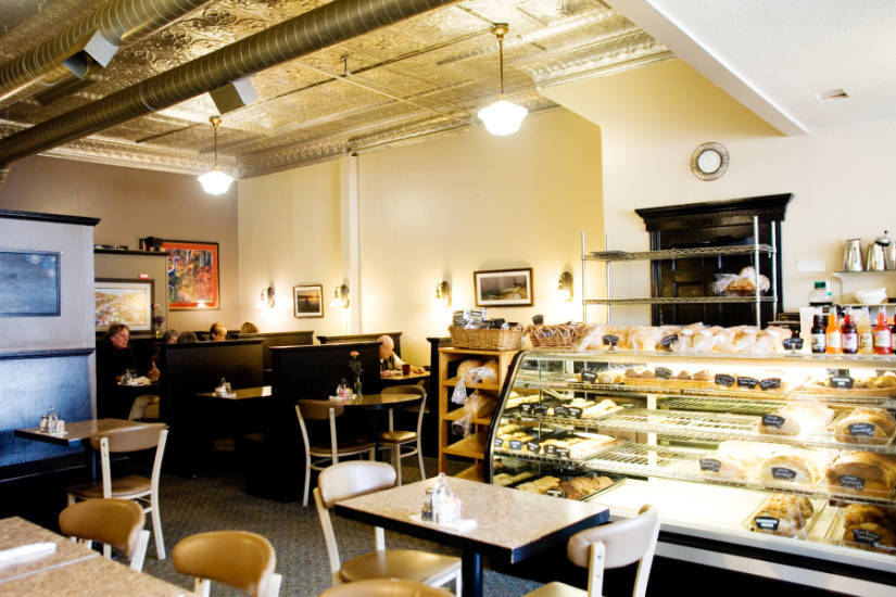 Blue Heron Cafe & Bakery