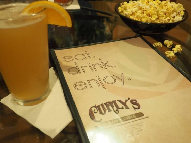 Curly's Bar & Grill @ Evergreen Resort