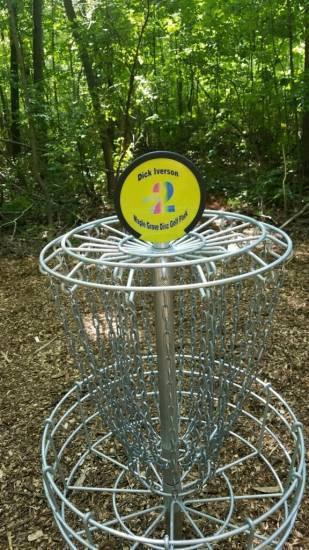 Maple Grove Disc Golf Course & Trail Park