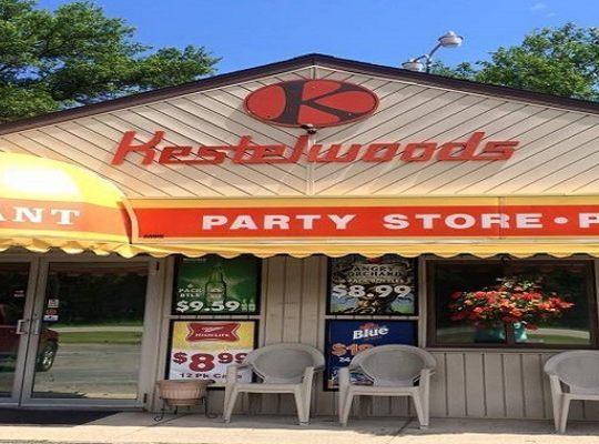 Kestelwoods Campground, Store & Restaurant