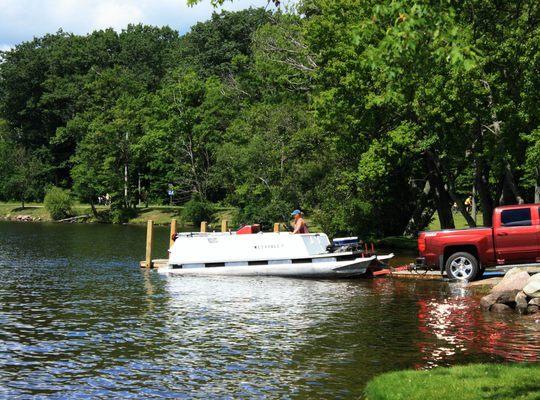 Kenwood Park Boat Launch