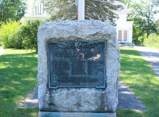 Monument – Veterans Monument @ Courthouse