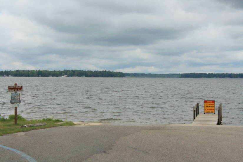 Mitchell State Park Boat Launch